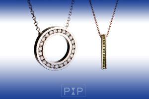 Piet Peperkamp sieradencollectie New Collection hangers